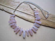 Baguette Gemstone Costume Necklaces & Pendants