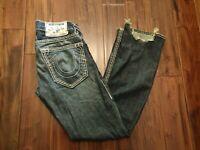 True Religion Bobby Jeans Men's 28 Waist 30 Inseam