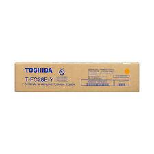 ORIGINALE TONER TOSHIBA T-FC28EY YELLOW PER Toshiba E-Studio 2330C 2820C 2830C
