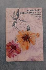 Moorcroft Collector's Club Newsletter No.55, May 2008