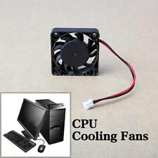 DC 12V 2 Pin 40mm Mini Radiator Computer CPU Chassis Cooler Cooling IDE Fan PC
