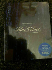 RARE OOP BLUE VELVET USA CRITERION COLLECTION REGION A BLU RAY BRAND NEW DIGIPAK