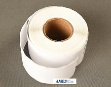 DYMO Compatible Labels 200 Rolls White Address 30327 Paypal Duo Postage Labeling