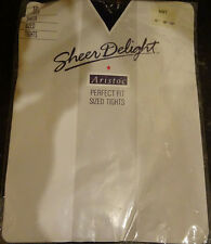 "Aristoc Sheer Delight 15 Denier Tights Navy 42-48"" Hip"