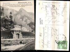 297154,Kaiserbrunn b. Reichenau Wasserschloss Text
