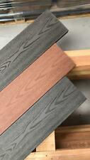 More details for 2.4m composite wpc decking boards -  woodgrain plastic boards