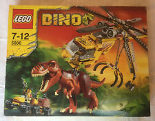 2012 LEGO Dino 5886 T-Rex Hunter BNIB Sealed