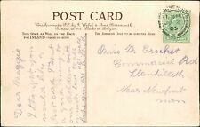 Margaret May Crockett.  53 Commercial Rd Llanhilleth Monmouthshire 1905  QS.723