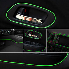 Green 5m Point Edge Gap Line Auto Car Interior Accessories Molding Decal E6