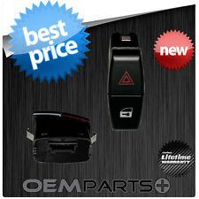 BMW HAZARD WARNING DOOR CENTRAL LOCK LOCKING SWITCH E60 E63 E64 E70 E71 E83 E89