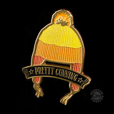 QMx Serenity FIREFLY Official Licensed Pretty Cunning Lapel PIN