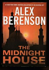 The John Wells: The Midnight House Bk. 4 by Alex Berenson (2010, HC), Signed
