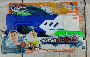 Nerf Super Soaker Scatter Strike 5-Stream Soakage Water Gun Brand New