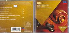 Bach, Gidon Kremer -Violin Concertos- CD Decca Classics near mint