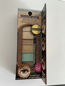 Physicians Formula Shimmer Strips Extreme Shimmer Shadow And Liner, Bronze Nude