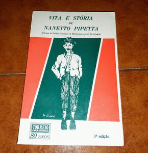 Bernardi Vita Und Geschichte De Kleiner Zwerg Pipette + Grammatik Italienisch