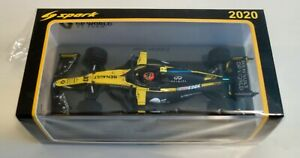 Spark 1/43 Esteban Ocon F1 Renault Racing R.S.20 Austrian GP 2020 (S6467)