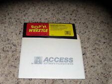 Bob'N Wrestle Commodore 64 Game