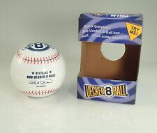 2017 Milwaukee Brewers HOF Bob Uecker 8 Ball In Box