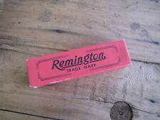 NOS R1263 Remington Hunter Bullet Stainless Steel Knife