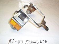 81-82 KAWASAKI KZ1000 LTD HEADLIGHT EARS BRACKET