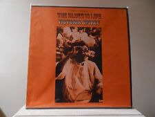 """VICTORIA SPIVEY - THE BLUES IS - FOLKWAYS RECORDS-FS 3541 - """"NEVER PLAYED"""" -RARE"""