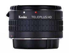 Kenko Teleplus HD 2x DGX Telekonverter Nikon Passform-Ex-Demo
