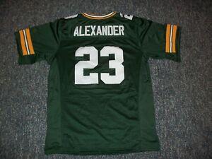 JAIRE ALEXANDER Unsigned Custom Sewn New Football Jersey S, M,L,XL,2XL,3XL