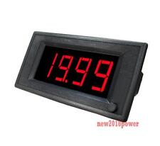 20V 100A DC Red Led Solar Panel Amp Volt Combo Meter+Shunt Power 6-24V