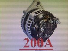 200 HIGH AMP HD ALTERNATOR 2005-2004 2003 Chrysler PT Cruiser WO/ Turbo 2.4L
