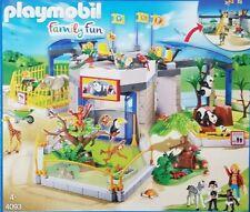 Playmobil ZOO 4093 Tierpark Tierbaby Zoo Family Fun Neu/Ovp