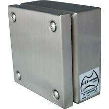 316 Stainless Steel Terminal Enclosure 150Hx150Wx80D