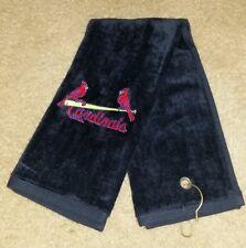 St. Louis Cardinals Tri Fold Golf Towel