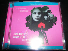 A Soldier's Daughter Never Cries Original Movie Soundtrack CD