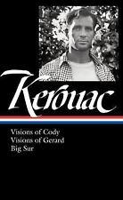 Jack Kerouac: Visions Of Cody, Visions Of Gerard, Big Sur: (library Of Americ...