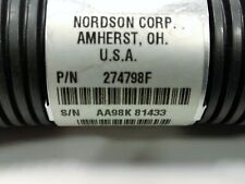 Nordson 274798F Hot Melt Hose Replacement.