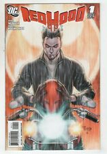 Red Hood The Lost Days 1 A DC 2010 NM Jason Todd Batman Billy Tucci