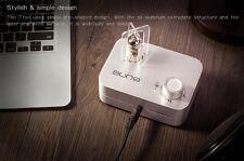 Aune T1SE MK3 Tube USB DAC Headphone Amplifier silver