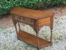 Old Charm Solid Wood Nested Tables