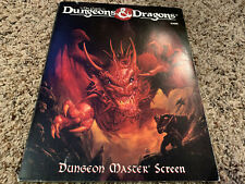 The Classic Dungeons and Dragons Game: Dungeon Master Screen
