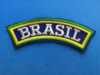 Brazil Brazilian Jiu Jitsu Grappling Martial Arts MMA Uniform Patch Crest 467