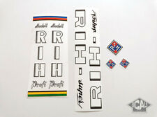 DE FRANCESCHI decal set sticker complete bicycle FREE SHIPPING