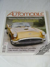 Collectible Automobile Magazine October 2003 Vol 20 - No 3