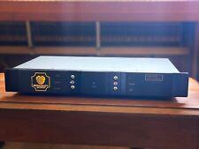 Monarchy Audio DAC Model 22A D/A Converter Balanced / XLR / 20 bit Rare & Clean!