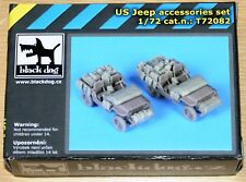 US Willy Jeep accessories set (für Dragon) von Blackdog in 1/72