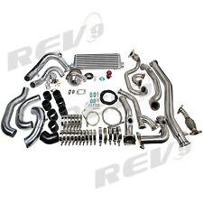 T3 Turbonetics 60 1 Bolt On Turbo Charger Kit For 350z 03 06 Vq35 Z33 G35 35l