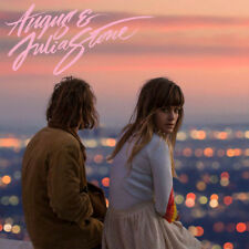 "ANGUS AND JULIA STONE ""ANGUS & JULIA STONE"" LP TRANSPARENT NEUF 1000 EXEMPLAIRES"