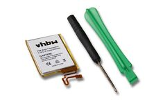 VHBW Batteria 200mAh per Apple iPod Nano 7.Generation / 616-0639