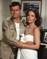 "NATALIE WOOD WILLIAM DEVANE ""FROM HERE TO ETERNITY"" 1979 NBC 8X10 PHOTO (DA815)"