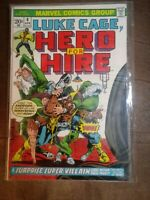 Hero for Hire #8 (Apr 1973, Marvel)